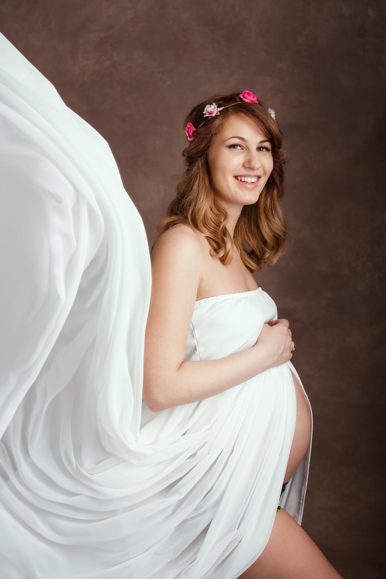 fotografii gravide